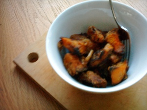 the best ever roasted squash