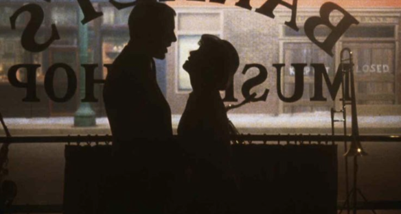 Pennies from Heaven silhouettes