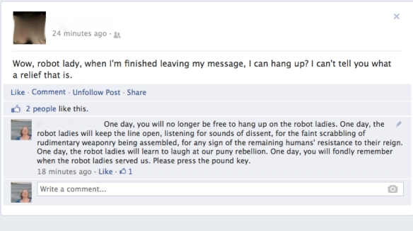 robot lady edit