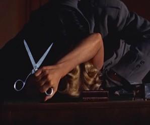 Dial M scissors